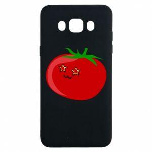 Samsung J7 2016 Case Tomato
