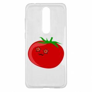 Nokia 5.1 Plus Case Tomato