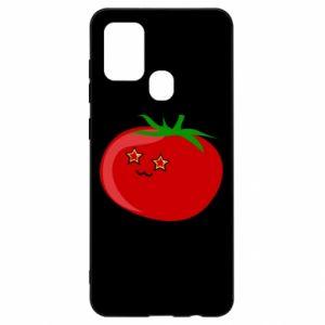 Samsung A21s Case Tomato