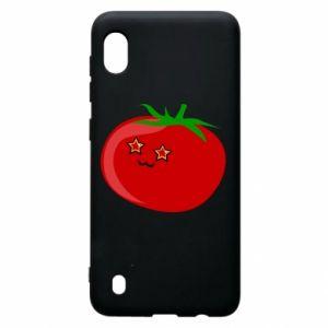 Samsung A10 Case Tomato