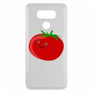 LG G6 Case Tomato
