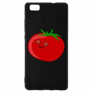 Huawei P8 Lite Case Tomato