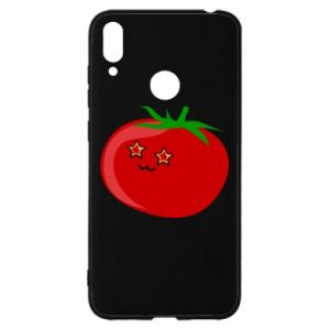 Huawei Y7 2019 Case Tomato
