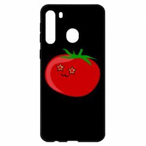 Samsung A21 Case Tomato