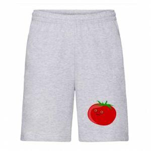 Men's shorts Tomato