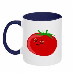 Kubek dwukolorowy Tomato