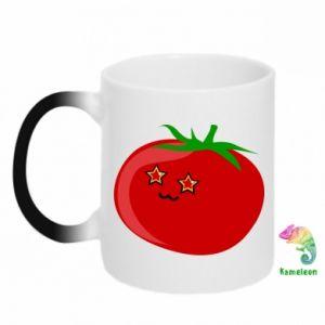 Kubek-kameleon Tomato