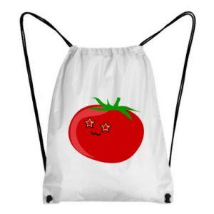 Backpack-bag Tomato