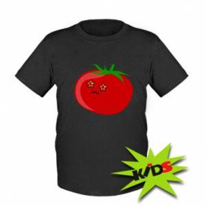 Kids T-shirt Tomato