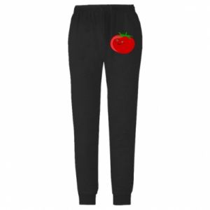 Męskie spodnie lekkie Tomato