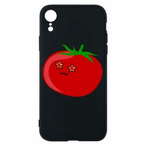 Phone case for iPhone XR Tomato