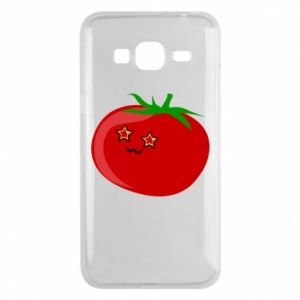 Phone case for Samsung J3 2016 Tomato