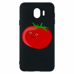 Phone case for Samsung J4 Tomato