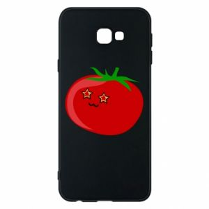 Phone case for Samsung J4 Plus 2018 Tomato
