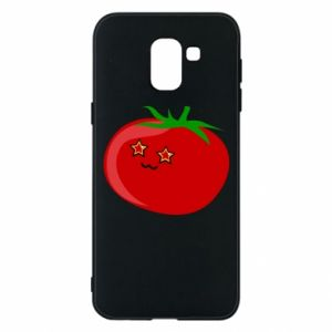 Phone case for Samsung J6 Tomato