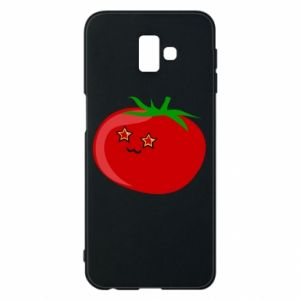 Phone case for Samsung J6 Plus 2018 Tomato