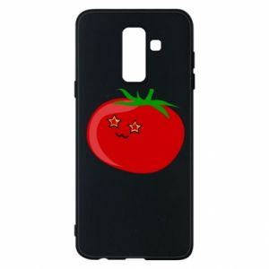 Phone case for Samsung A6+ 2018 Tomato