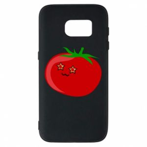 Phone case for Samsung S7 Tomato