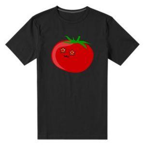 Męska premium koszulka Tomato