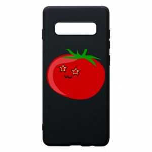 Phone case for Samsung S10+ Tomato
