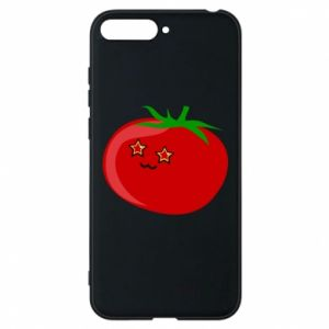 Phone case for Huawei Y6 2018 Tomato