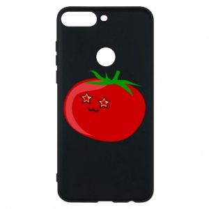 Phone case for Huawei Y7 Prime 2018 Tomato