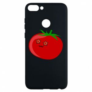 Phone case for Huawei P Smart Tomato