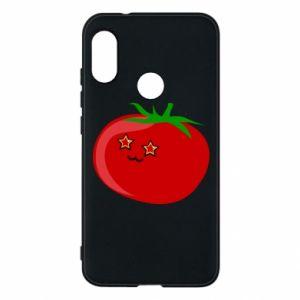 Mi A2 Lite Case Tomato