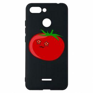 Etui na Xiaomi Redmi 6 Tomato