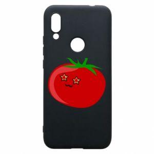 Etui na Xiaomi Redmi 7 Tomato