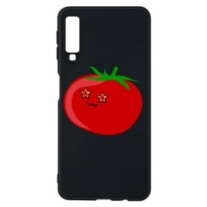 Phone case for Samsung A7 2018 Tomato