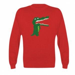 Bluza dziecięca Toothy crocodile