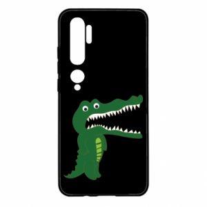 Etui na Xiaomi Mi Note 10 Toothy crocodile