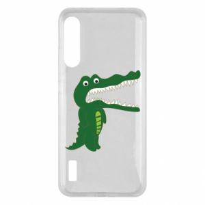 Etui na Xiaomi Mi A3 Toothy crocodile