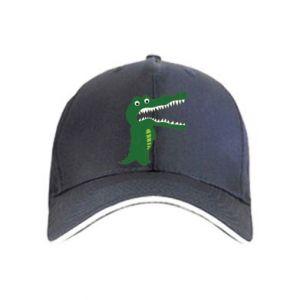 Czapka Toothy crocodile