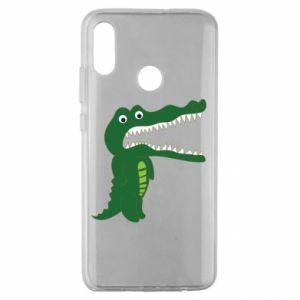 Etui na Huawei Honor 10 Lite Toothy crocodile