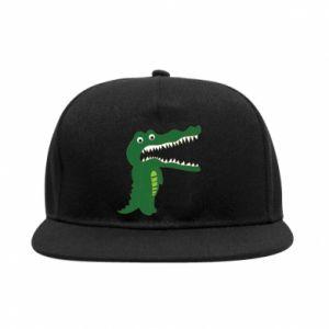 Snapback Toothy crocodile