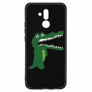 Etui na Huawei Mate 20 Lite Toothy crocodile