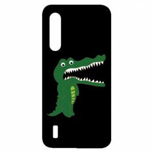 Etui na Xiaomi Mi9 Lite Toothy crocodile