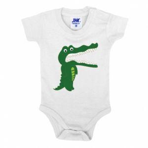 Body dla dzieci Toothy crocodile