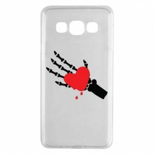 Etui na Samsung A3 2015 Topniejące serce