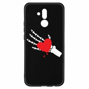 Etui na Huawei Mate 20 Lite Topniejące serce