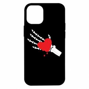 Etui na iPhone 12 Mini Topniejące serce