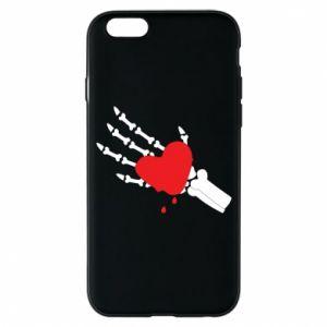 Etui na iPhone 6/6S Topniejące serce