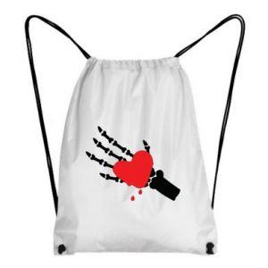 Plecak-worek Topniejące serce