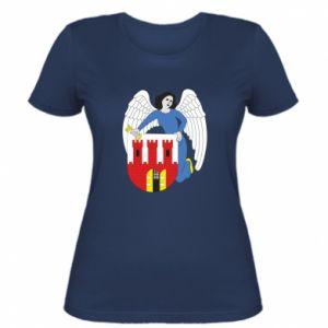 Women's t-shirt Torun coat of arms