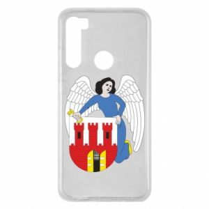 Xiaomi Redmi Note 8 Case Torun coat of arms