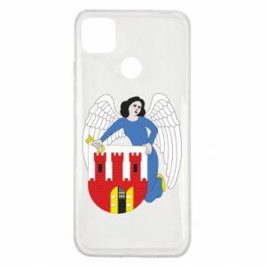 Xiaomi Redmi 9c Case Torun coat of arms