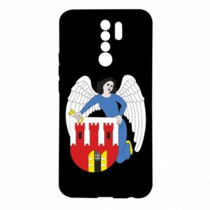 Xiaomi Redmi 9 Case Torun coat of arms