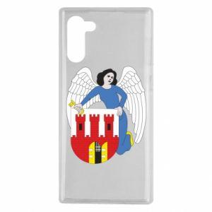 Samsung Note 10 Case Torun coat of arms